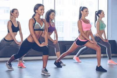Fitness voor vrouwen in Rotterdam bij Ladies Healthclub